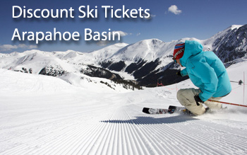 discount ski tickets in Arapahoe